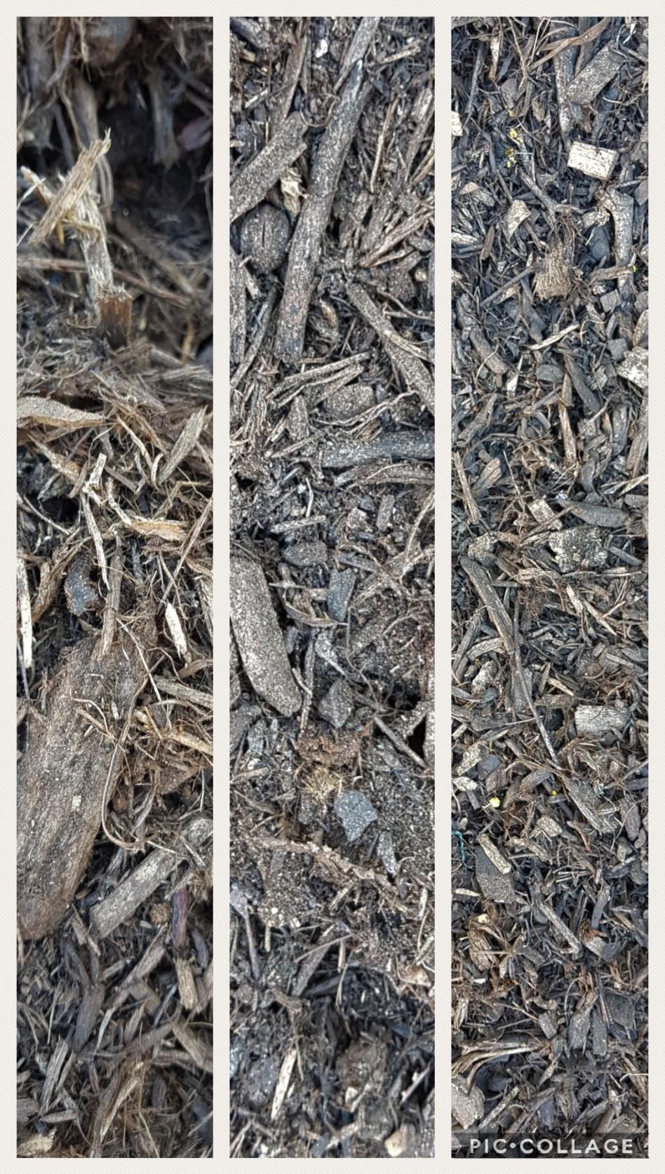 Jeffries Dura, Gardeners Choice & Forest Mulch